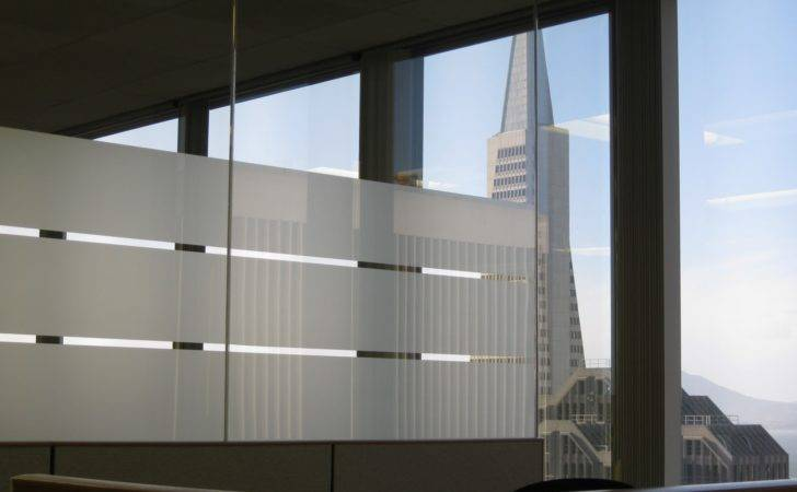 Commercial Window Tinting Privacy Film Reflections Glass