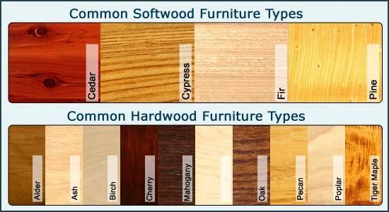 Common Wood Colors Woodwork Pinterest