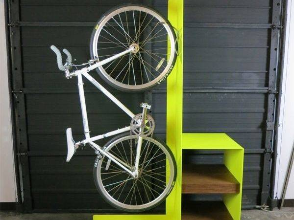 Commuter Bike Rack Designed Sarabi Studio Collaboration