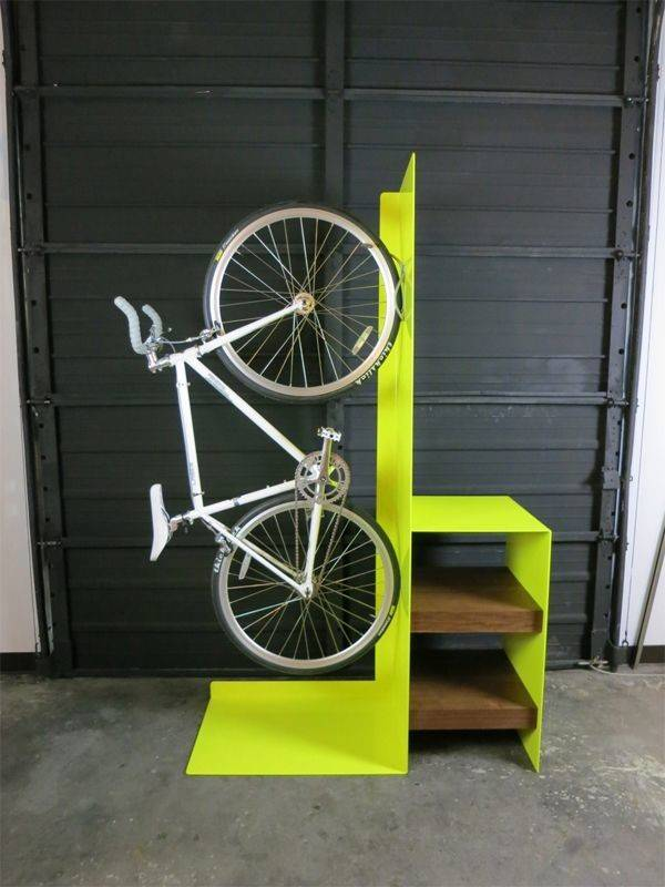 Commuter Bike Rack Designed Sarabi Studio Collaboration