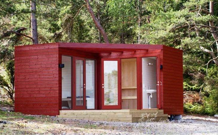 Compact Cabins Sweden Tiny House Design