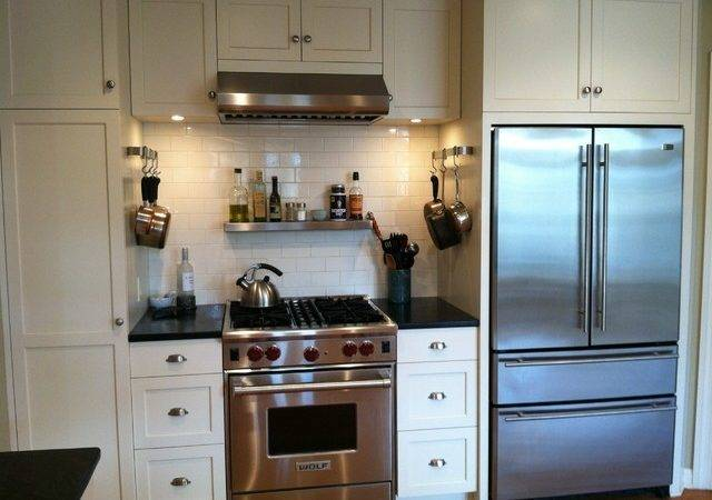 Compact Kitchen Traditional