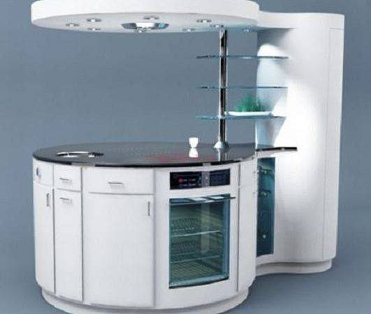 Compact Kitchen Unit Modern Homes Elite Choice
