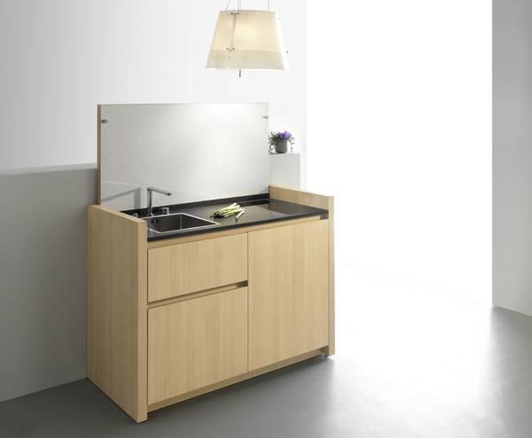 Compact Kitchens Kitchoo Freshome
