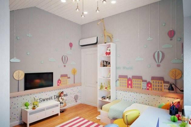 Compelling Scandinavian Kids Room Designs Can Resist