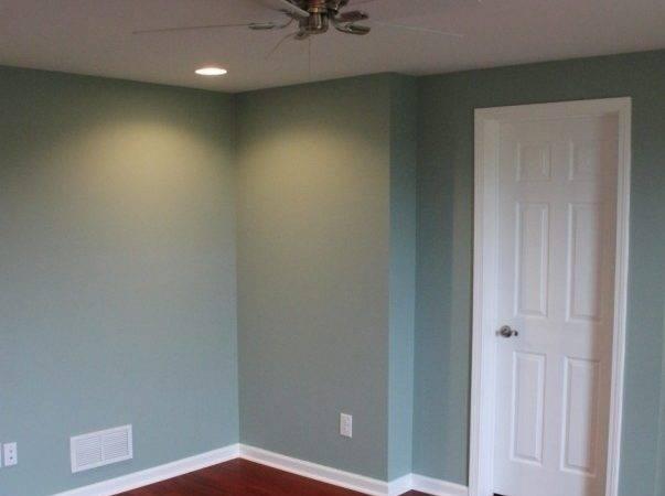 Complete Basement Remodel Atlanta Wall Color