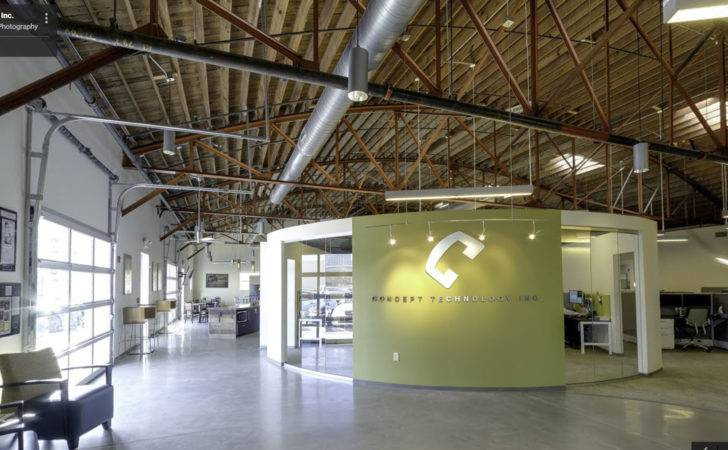 Concept Technology Google Office Tour