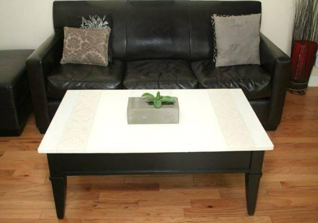 Concrete Coffee Tables Ideas