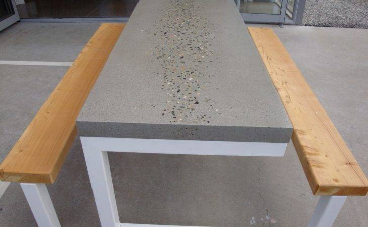 Concrete Furniture Popular Ideas