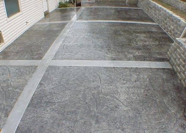 Concrete Patios Interior Design Inspiration