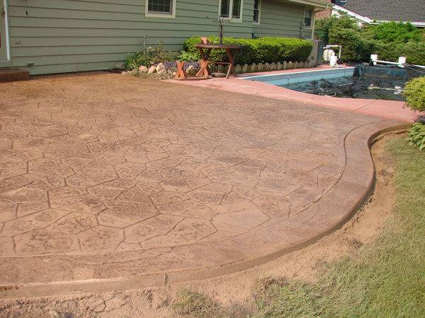 Concrete Pool Deck Milwaukee Jbs Construction