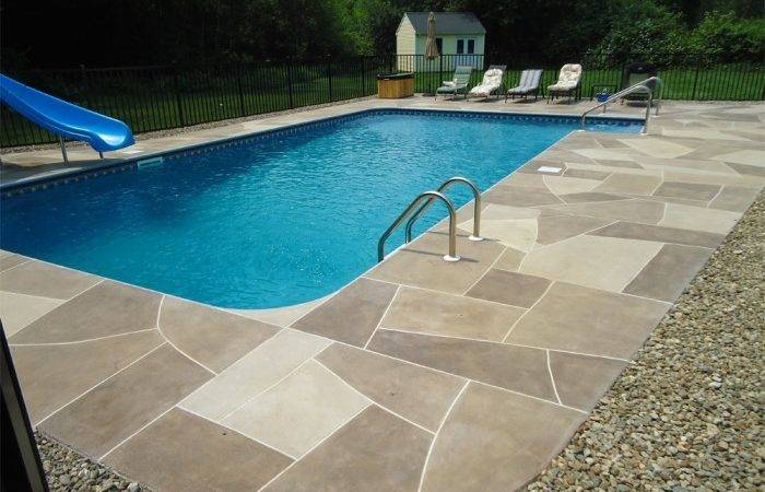 Concrete Pool Deck Seymour Sound Solutions