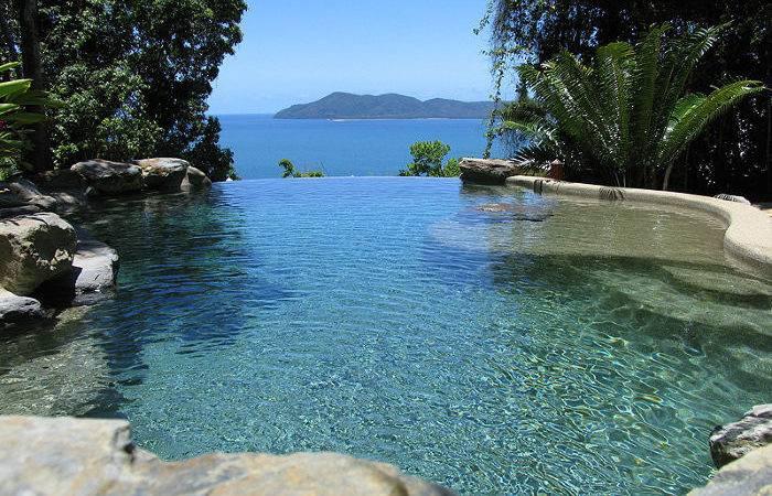 Concrete Pools Placid Cairns Far North Queensland