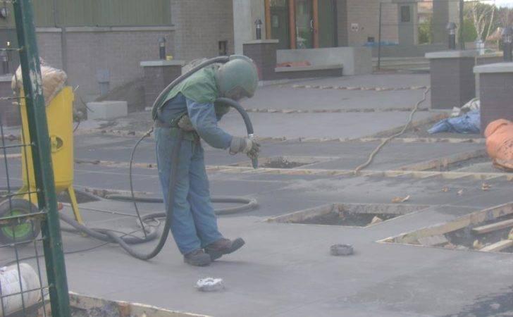 Concrete Sandblasting Master Blasting Sydney