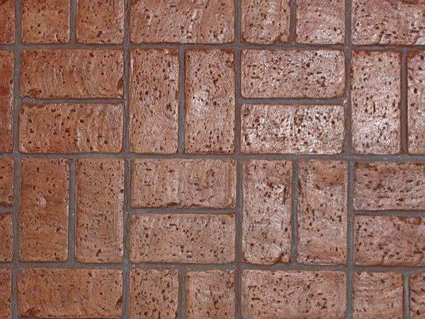 Concrete Stamps Basketweave Used Brick