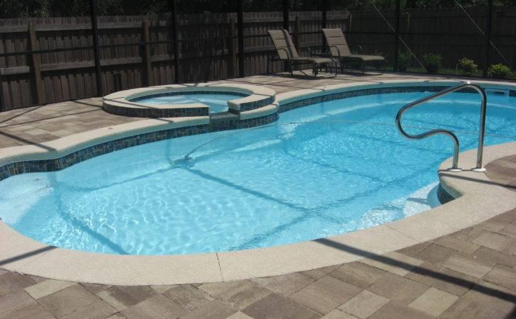 Concrete Swimming Pool Jacksonville Builder