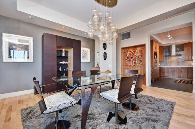 Condo Contemporary Dining Room Ottawa Stylehaus Interiors