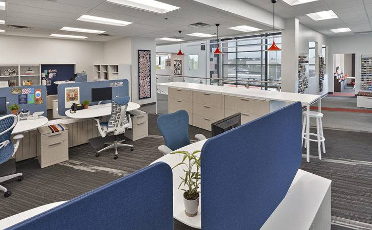 Confidentiality Open Office Environment