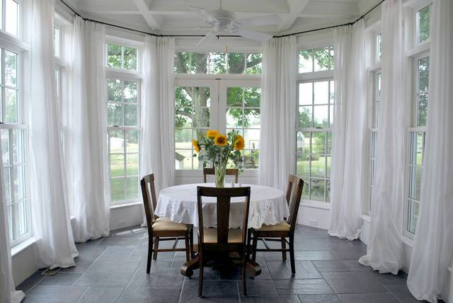Conservatories Traditional Dining Room Other Metro Candace