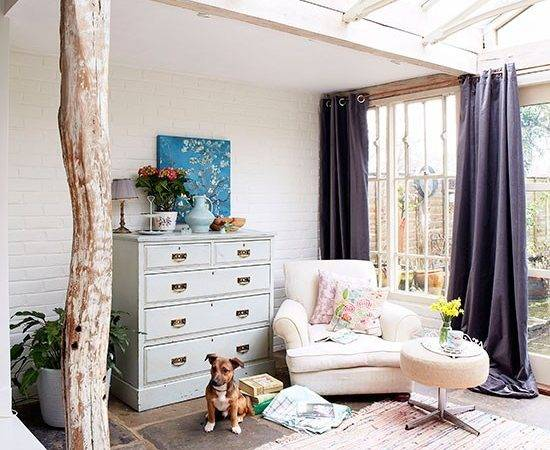 Conservatory Decorating Country Homes Interiors