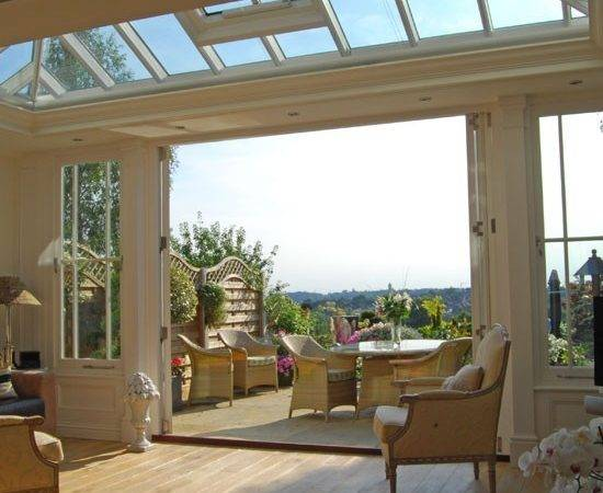 Conservatory Interiors Lovely