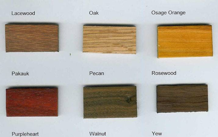 Considering Types Wood Would Perfect Complete Your Look