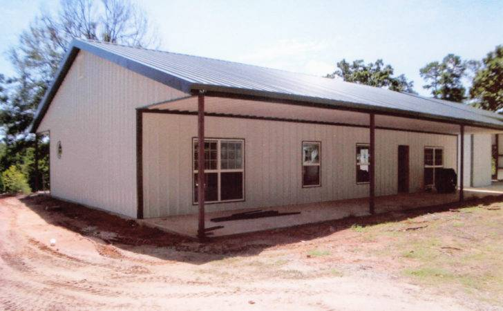 Construction Llc Steel Metal Buildings East Texas Home