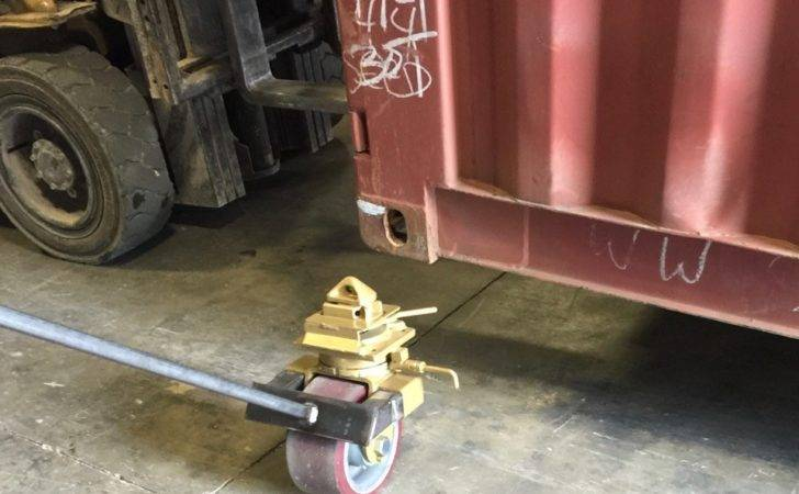 Container Casters