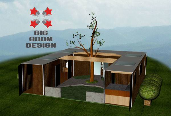 Container Home Designs Plans Big Boom Blog Shipping