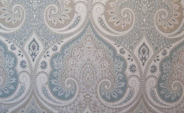 Contemporary Country Damask Yard Upholstery