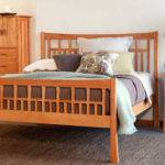 Contemporary Craftsman Bedroom Furniture Set