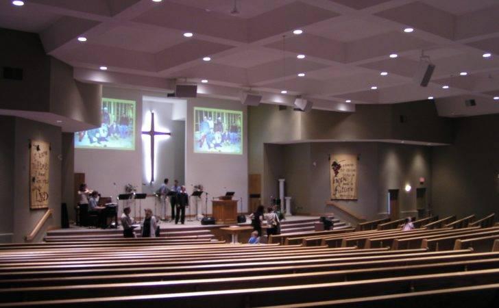 Contemporary Decor Church Sanctuary Joy Studio Design