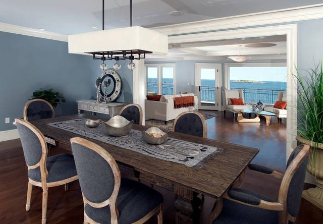 Contemporary Dining Room Boston Urban Elements Home Gift