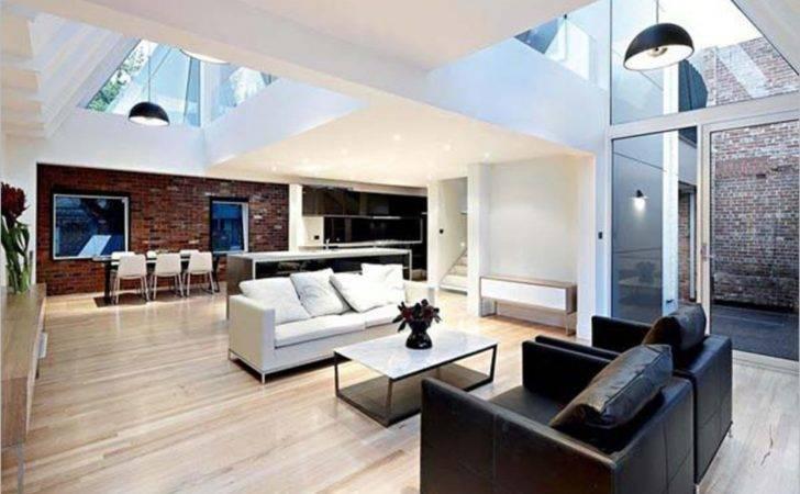 Contemporary Executive Office Interior Design Modern