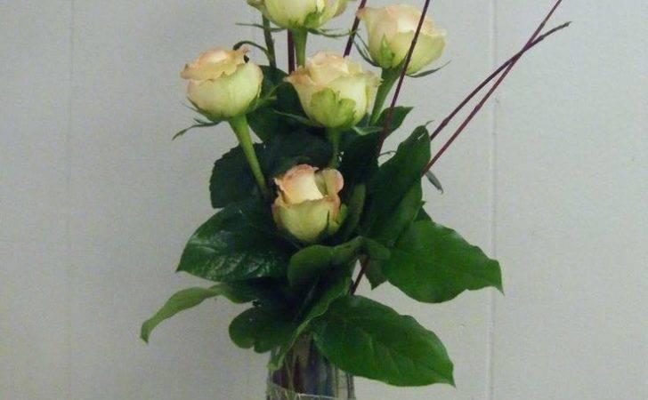 Contemporary Floral Arrangements Design Ide