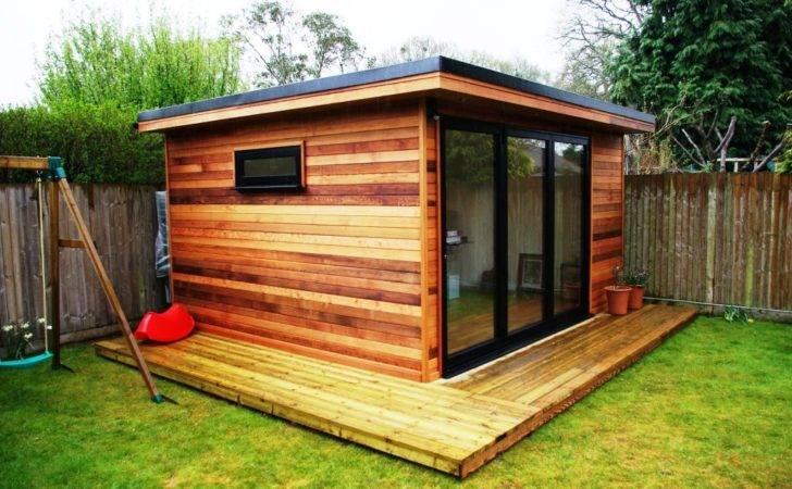 Contemporary Garden Rooms Room Guide