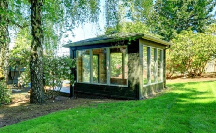 Contemporary Garden Studios Outdoor Rooms