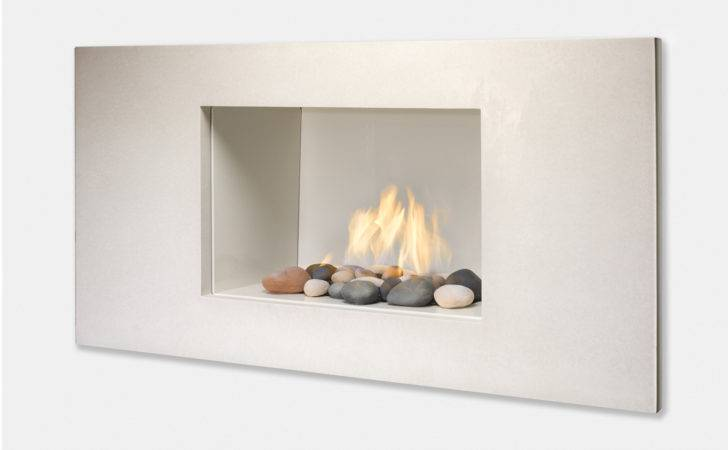 Contemporary Gas Fireplace Designs Modern Vision