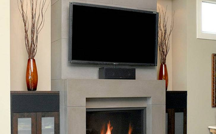 Contemporary Gas Fireplaces Fireplace