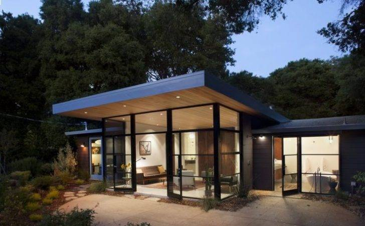 Contemporary Guest House Architecture Pinterest