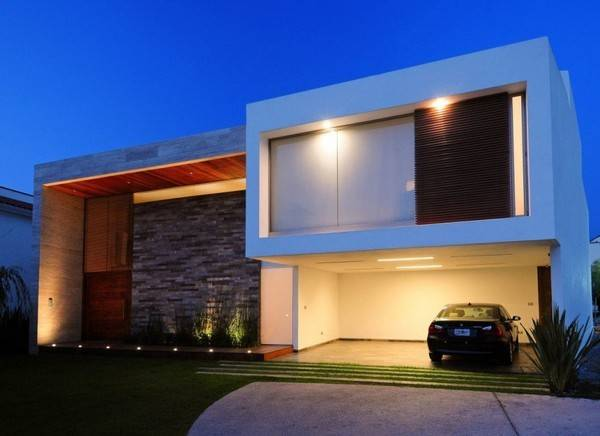 Contemporary Home Mexico Displaying Interesting Architecture