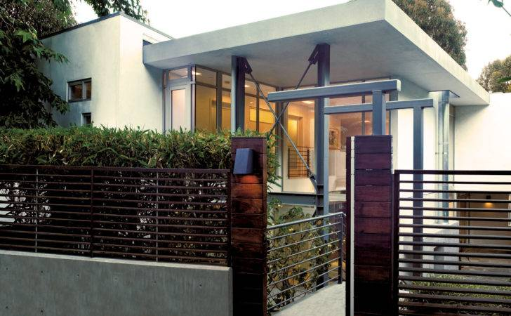 Contemporary House Plan Modern