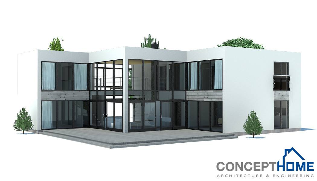 Contemporary House Plans Home