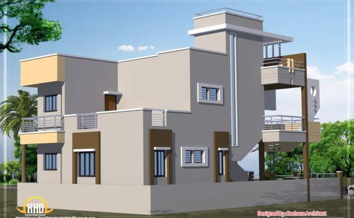 Contemporary India House Plan Indian Home Decor Dma