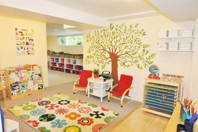 Contemporary Kids Vancouver Noon Interior Design