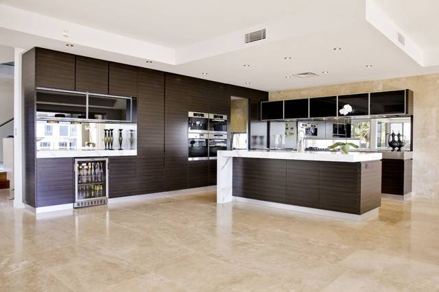 Contemporary Kitchen Design Soverign Island Gold Coast