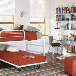 Contemporary Loft Bed White Modern Beds Lofts