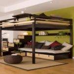 Contemporary Loft Beds Adults