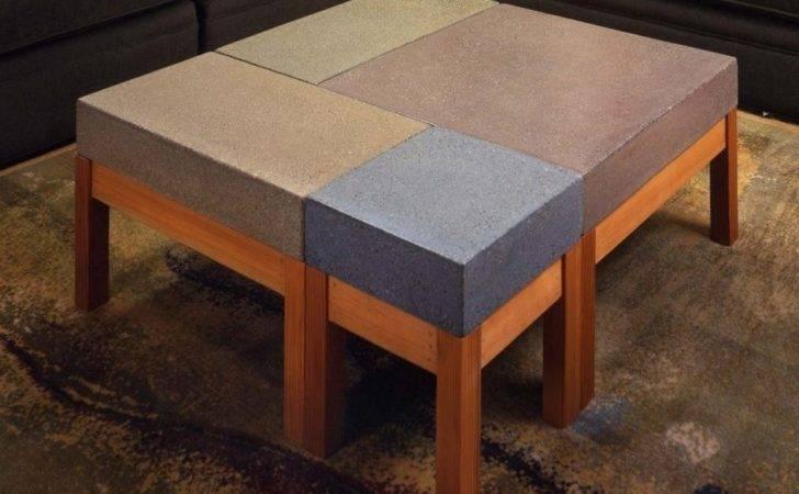Contemporary Modular Coffee Table Ideas Eva Furniture