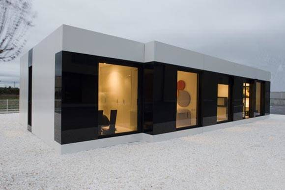 Contemporary Modular Home Plans House